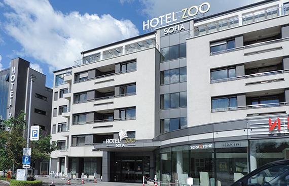 хотел 300 София